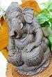 アジアン雑貨バリ♪ドラムガネーシャ♪【送料無料】おしゃれインテリアエスニック置物オブジェ縁起物