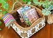 アジアン雑貨バリ♪バリ島のタカラガイバンブーバスケット(正方形)♪【送料無料】おしゃれインテリアエスニックかご貝収納