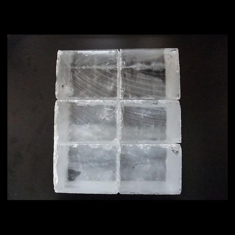 鈴鹿山系純氷 氷屋さん 氷 約12kg 3貫目 角氷 かたまり 氷塊 1貫目3本を5回分 一括または定期購入商品