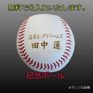 野球 記念品 記念野球ボール ...