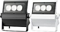 美vid レディオック フラッド ネオLED投光器  60W白色タイプ  広角タイプ  (4200K相当)LED・電源ユニット込みECF0686VW/SA1/2/2.4