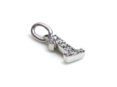 人気のナンバージュエリー数字No.8K18WGペンダントトップびっしり質の良いダイヤが煌く作り良好(各地金素材対応可能)受注品/Ycollectionワイコレクション/送料無料50020140601カード分割