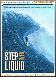 《試写見れます》【あの名作が値下げ再登場】STEP INTO LIQUIDステップ・イントゥ・リキッド
