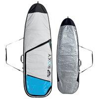 """送料無料""""ロキシー(ROXY)7'3""""(220cm)レディースハードケースファンフィッシュボードLADYSLightFishboard""""サーフィンのバックパックのノースフェイスアウトドアウェアアパレルはtシャツキャップ無地帽子タイムセール"""