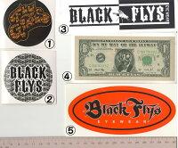 """""""ブラックフライズ(BLACKFLYS)ステッカーSTICKER1""""《郵送120円可能》【大特価の最安値挑戦】/サーフサーフィンSURFINSURF便利/サングラスSUNGLASS"""