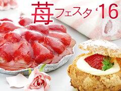 【送料無料】【期間限定】【タルトランキング1位獲得】洋菓子/タルト/ストロベリータルトいちごフ…