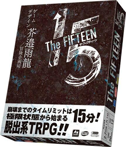 ファミリートイ・ゲーム, カードゲーム The FIFTEEN