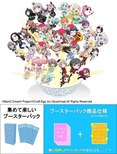 Reバース for you ブースターパック BanG Dream! ガルパ☆ピコ〜大盛り〜 10パック入りBOX画像