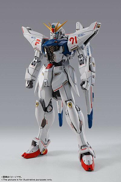 コレクション, フィギュア METAL BUILD F91 CHRONICLE WHITE Ver. BANDAI SPIRITS201106