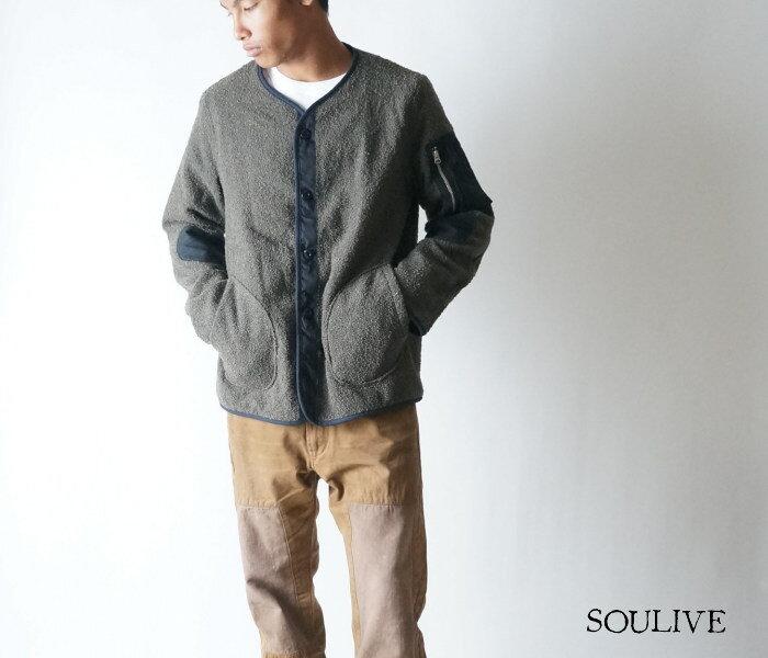 メンズファッション, コート・ジャケット SOULIVE701815 EXTREME LINER JKT