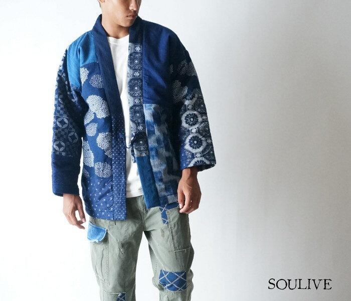 メンズファッション, コート・ジャケット SOULIVEblx1361630 ARTS CRAFTS HANTEN ML