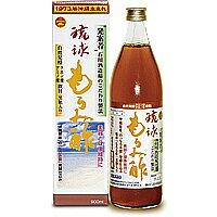美容 と 健康 に!! 沖縄 【 琉球 もろみ酢 (900ml)】ざらめ、黒糖 入り