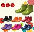 マイガーデン#3 送料無料豊富なカラーバリエーションの女性向け長靴です!