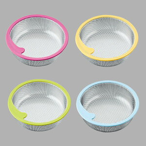 洗う音まで楽しくなる!細かいゴミをキャッチして捨てやすい!排水口をキレイにキープ!キッチ...