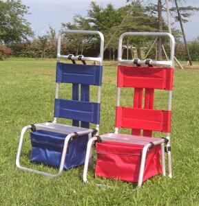 収納できる背負子アルミ製 シェルパ重い荷物を担げます!【頑張って送料無料!】