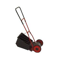 【送料無料】キンボシ手動式芝刈り機刃調整不要!面倒な刃調整の手間を解消!ファインモアー刈り幅約25cm