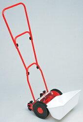 【送料無料】キンボシ手動式芝刈り機リール回転刃で低刈もカンタンきれい!ホームモアー刈り幅約25cmGHC-250