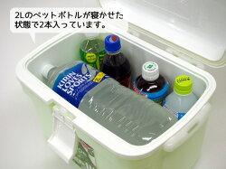 【頑張って送料無料!】クーラーボックスフラッペ13リットル350ml缶なら18本、500mlペットボトルなら12本収納可能!フラッペ-13安心の日本製!