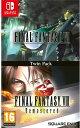 Final Fantasy VII & Final Fantasy VIII Remastered Twin Pack ファイナルファンタジー 7 8 リマスター ツインパック Nintendo switch ニンテンドー スイッチ ソフト版 日本語対応 輸入ver.