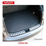 【送料無料】YMT レクサス 新型RX(20系/10系)ラバー製ラゲッジマット(カーゴマット)RX200t RX450h RX350 RX270