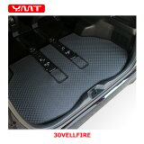 新型 ヴェルファイア ラバー製ラゲッジマットロングスライド仕様(カーゴマット)30系ヴェルファイア 30系ヴェルファイアハイブリッド全グレード対応 YMTシリーズ