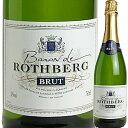 バロン・ド・ロートベルグ・ヴァン・ムスー NV   シャンパン スパークリングワイン お返し ギフト お酒 男性 酒 記念日 結婚祝い 誕生日 プレゼント