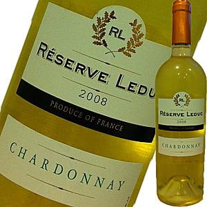 レゼルヴ・ルデュック・リゼルヴァ・シャルドネ  ワイン 結婚祝い 還暦祝い 女性 内祝い 誕生日プレゼント 60代 記念日 お酒 プレゼント 出産内祝い ギフト わいん 白 酒 白ワイン お土産 フランス 父 お返し