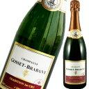 ゴセ・ブラバン・トラディション・ブリュット・プルミエ・クリュ NV | シャンパン スパークリングワイン お返し ギフト お酒 男性 酒 記念日 結婚祝い 誕生日 プレゼント