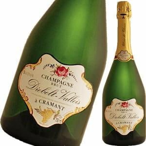 ディエボルト・ヴァロワ・ブラン・ド・ブラン・ブリュット・プレステージ NV| シャンパン スパークリング 結婚祝い 父 誕生日プレゼント 60代 女性 スパークリングワイン ワイン 内祝い 還暦祝い プチギフト 退職 お酒 ギフト 妻 父の日 遅れてごめんね お中元 御中元