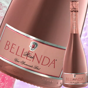 レンダ・ロゼ・ブリュット・ロザリカ・ローズメタル プレゼント シャンパン スパークリングワイン スパーク ゃんぱん バレンタイン