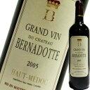 シャトー・ベルナドット 2005 | 赤ワイン お返し ギフト 赤ワイン