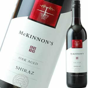 マッキノンズ・シラーズ  赤 ワイン シラー オーストラリア ハンターヴァレー ニューサウスウェールズ州 オーストラリア南東地域 シラーズ 誕生日プレゼント 女性 60代 お返し 結婚祝い 還暦祝い 内祝い 赤ワイン 出産内祝い 記念日 男性 お酒 わいん 神の雫 父 酒 誕生日