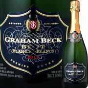 グラハム・ベック・ブリュット・ブラン・ド・ブラン スパーク スパークリングワイン 南アフリカ シャルドネ プレゼント