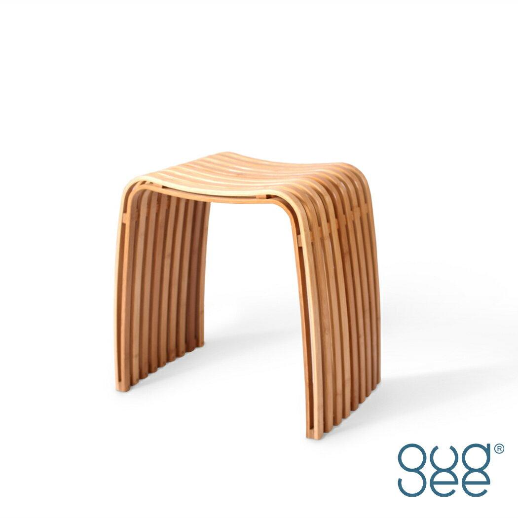 クーポン / 全品2-20倍 / gudeelife COLIN スツール 椅子 木製 おしゃれ かわいい オフィス 竹 バンブー gudee グディ セール マラソン