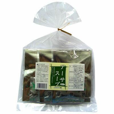 送料無料 磯の香りが食欲をそそる アーサスープ5食入り(10袋)