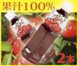 果汁100%!アセロラジュース500ml×2本ビタミンCとアントシアニンがたっぷり!シミ予防などの美容効果が期待!健康と美容にアセロラドリンク!