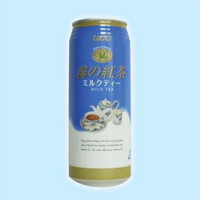【送料無料】【沖縄限定】【UCC上島珈琲】霧の紅茶ミルクティー1ケース24缶(1缶480ml)