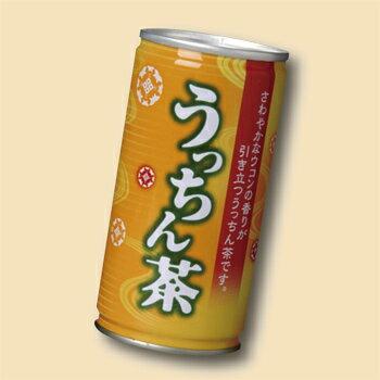 【ウコン茶】【健康茶】【送料無料】【秋ウコン】うっちん茶 2ケース60缶(1本185g)