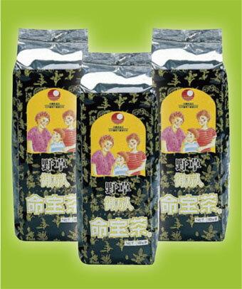 送料無料美容・健康にいい栄養成分が豊富! 飲んで美しく健康な生活をお送りください。御 万 人 命 宝 茶1袋(500g)×3袋