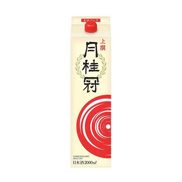 日本酒, 普通酒  2L 2000ml x 122 ()15
