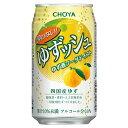 チョーヤ 梅酒 酔わないゆずッシュ [缶] 350ml x ...