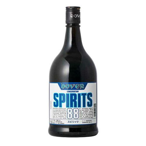ドーバー スピリッツ 88 88度 [瓶] 700ml [ドーバー洋酒 スピリッツ 日本 7940037] 母の日 父の...