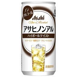 アサヒ ノンアル ハイボールテイスト [缶] 200ml x 30本[ケース販売][アサヒビール 日本 飲料 48708]