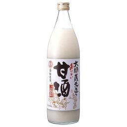 大関 おいしい甘酒 [瓶] 940ml x 6本 [ケース販売] [大関 0044425]【ギフト不可】