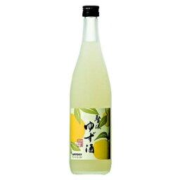 贅沢ゆず酒 14度 720ml 送料無料(本州のみ) [サントリー] 母の日 父の日 ギフト