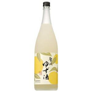 贅沢ゆず酒 14度 1.8L 1800ml [サントリー]