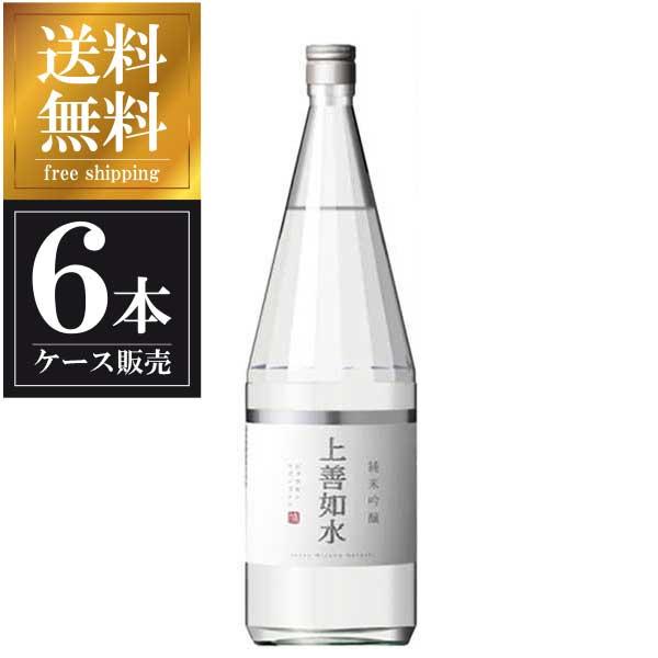 日本酒, 純米吟醸酒  1.8L 1800ml x 6 ()