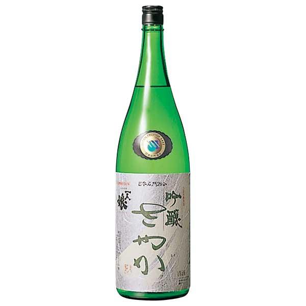 一人娘 吟醸さやか 1.8L 1800ml [山中酒造/茨城県/OKN]
