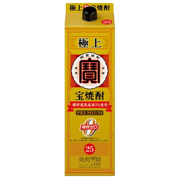 焼酎, 甲類焼酎  25 1.8L 1800ml x 6