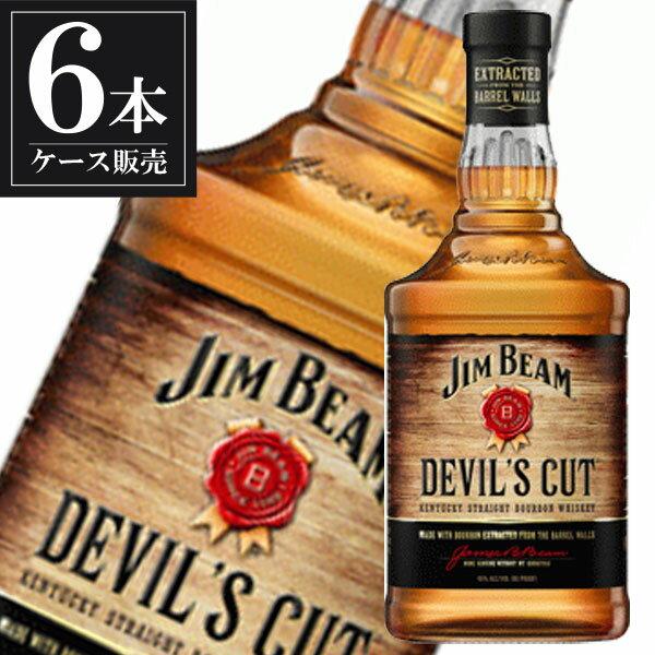 バーボン, ストレート  45 700ml x 6 () JIM BEAM
